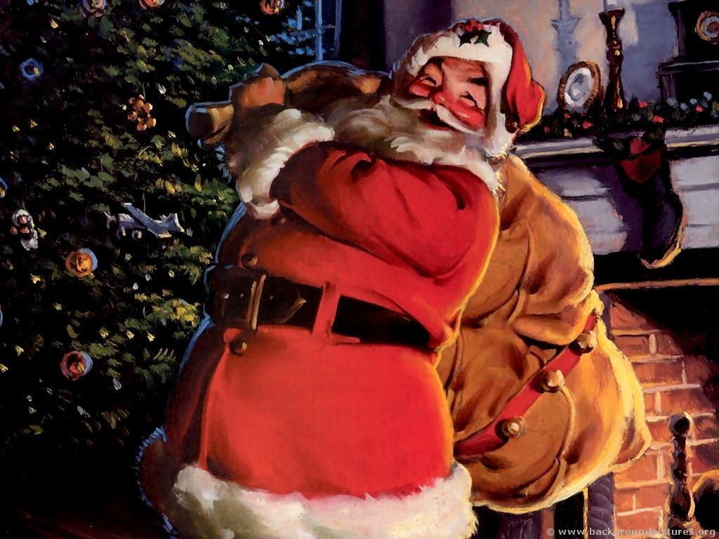 Santa Your Too Fat 3